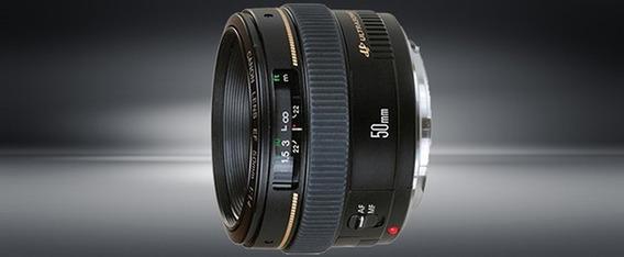 Lente Canon Ef 50mm F 1.4 Usm