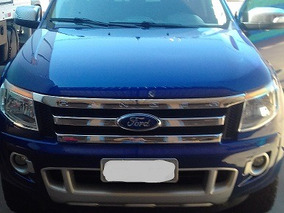 Ford Ranger 3.2 Limited Cab. Dupla 4x4 Aut. 4p Unico Dono