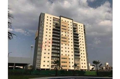 Departamento En Renta En Biosfera Towers Juriquilla, Queretaro $16,000.00 Amueblado Incluido El Mantenimieto