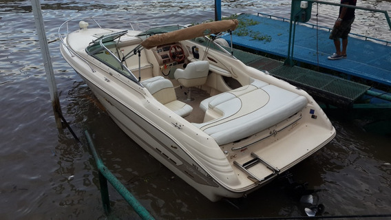 Sea Ray Signature 220 Lancha Cudy Usa V8 Mercruiser Permuto!