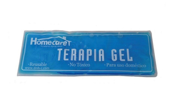 Compresa Gel Terapia Frio Caliente Calor 24x16.5 Cm Homecare
