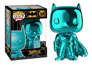 Funko Pop Batman Exc Sdcc - Batman #144