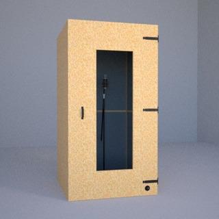 Cabina Acústica Insonorizada Desarmable - Ensayo Y Grabación