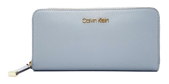 Cartera Calvin Klein Azul Claro