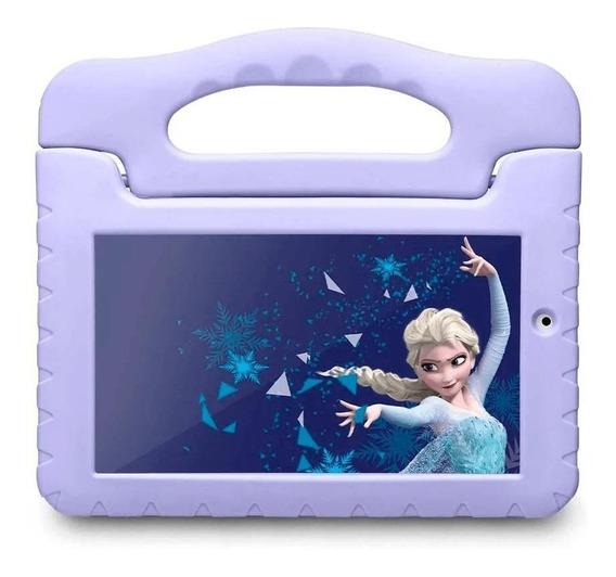 Tablet Multilaser Disney Frozen Plus Wi-fi Tela 7 Pol. 16gb