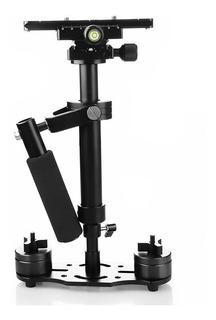 Estabilizador Tipo Steadycam 40cm Para Video Soporta 2.5kg