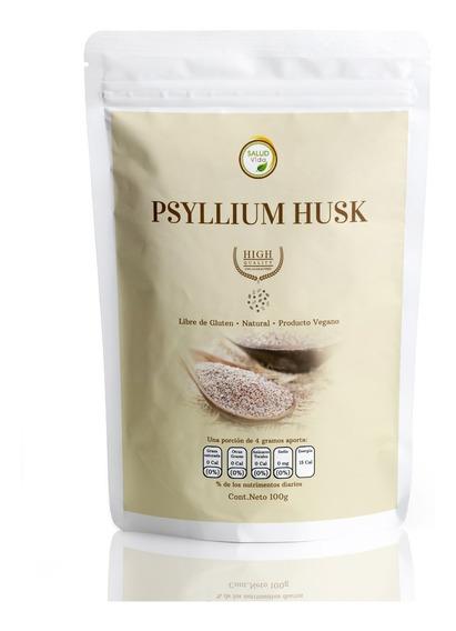 Psyllium Husk 100g Premium