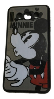 Capa De Celular Mickey - Samsung Galaxy J7-sm-j700m/ds