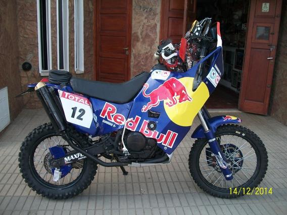 Vendo Honda Xr 600 Rs