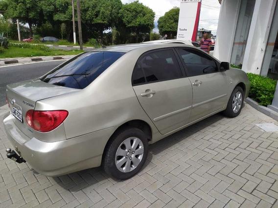 Toyota Corolla 1.8 16v Xei Flex Aut. 4p 2008