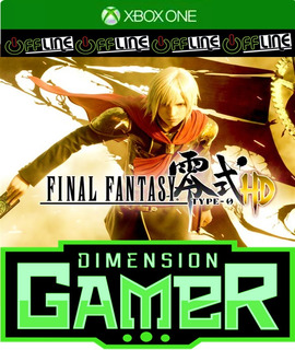 Final Fantasy Type-0 Hd - Xbox One - No Codigo - Off-line