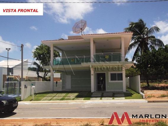 Vcp00197, Casa Condomínio Praia De Pirangi