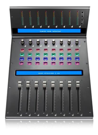 Controladora E Mixer De Áudio Icon Qcon Pro Xs Acoplável Sj