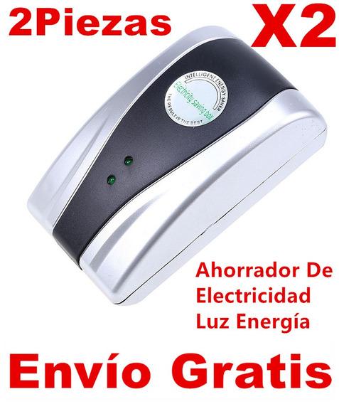2 Pz Ahorrador De Electricidad 25 Kw Piezas Envio Gratis