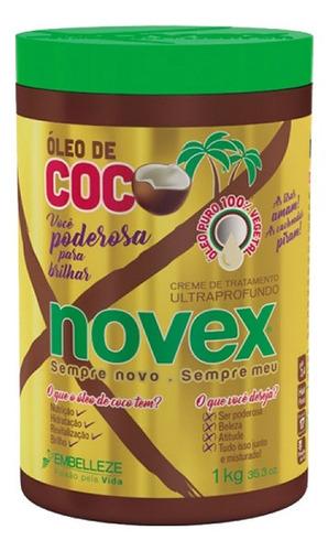 Novex Aceite De Coco Tratamiento 1k - g a $60