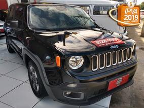 Jeep Renegade 2016 1.8 Automático Completo! Ipva 2019 Pago!