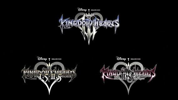 Kingdom Hearts Todos Os Jogos 1.5 + 2.5 + 2.8 + 3