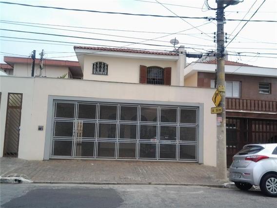 Sobrado Residencial Para Venda E Locação, Mooca, São Paulo. - So0527