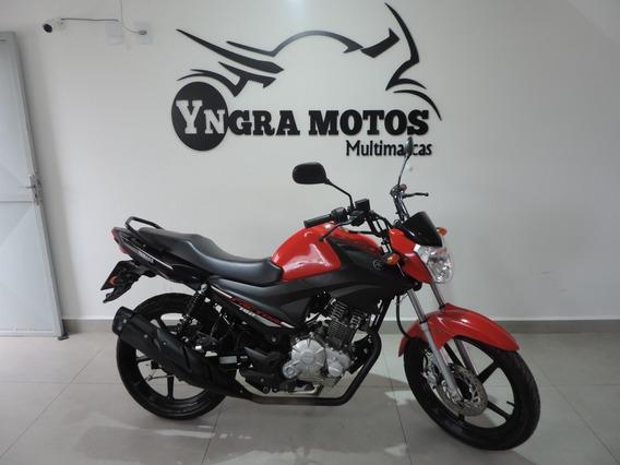 Yamaha Ybr Factor 150 Ed 2018 Flex