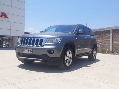 Jeep Grand Cherokee Limited 4x4 3.6 Aut 2012