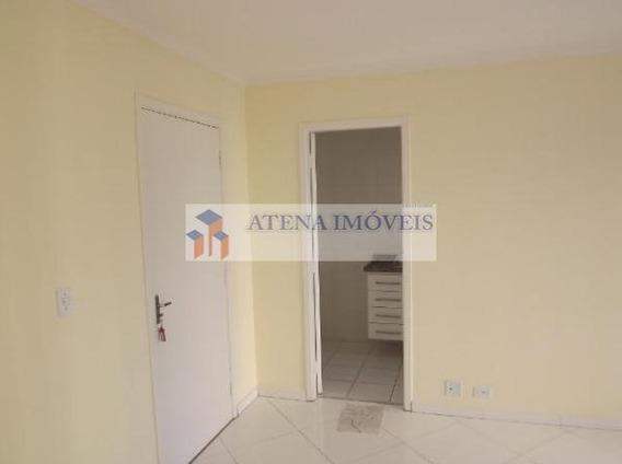 Apartamento Residencial Para Locação, Frente Shopping Parque Maia, Guarulhos. - Ap1361