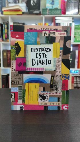 Destroza Este Diario A Color Libro En Oferta