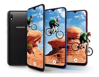 Samsung A10 32gb Octa Core 13mp 2gb Ram 6.2 Nuevos Sellados