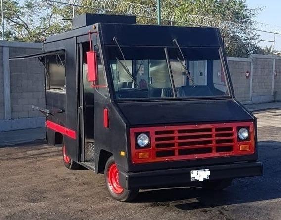 Food Truck Chevrolet Panel 30 Vanette Mod 1999