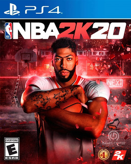 Nba 2k20 Ps4 Digital Gcp