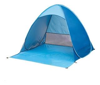 Camping Portátil Praia Tenda 3 Pessoas Estouro Acima :sk
