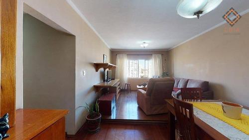 Apartamento Para Compra Com 3 Quartos E 1 Vaga Localizado Na Aclimação - Ap53511