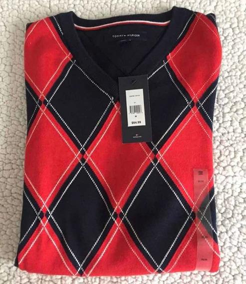 Sweater De Hombre Tommy Talla Xs