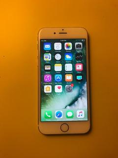 iPhone 6 - 64gb - Gold - Desbloqueado - Semi Novo