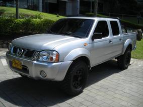 Nissan Frontier 3.0 Ax 2007 Diesel Mecanica