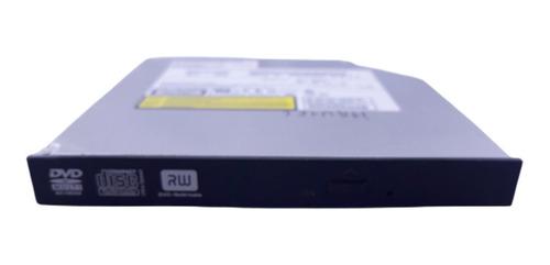 Leitor E Gravador Dvd Notebook Itautec Usado Funcionando