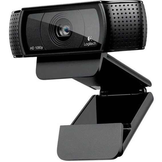 Webcam Logitech C920 Full Hd Pro 1080p