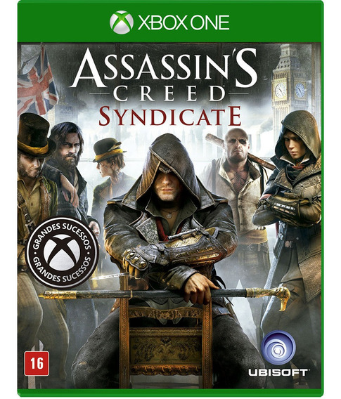 Assassins Creed Syndicate - Mídia Digital Xbox One