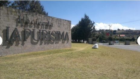 Hacienda De La Purisima Terrreno En Venta Ixtapaluca Estado De Mexico