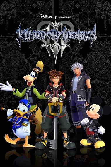 Kingdom Hearts 3 - Digital Online - Xbox One