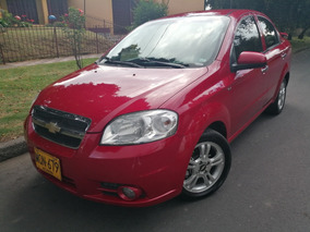 Chevrolet Aveo Emotion 1600cc Aa 2ab Abs
