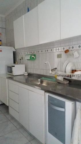 Imagem 1 de 18 de Apartamento Para Venda, 2 Dormitórios, Praia Grande - Praia Grande - 22541