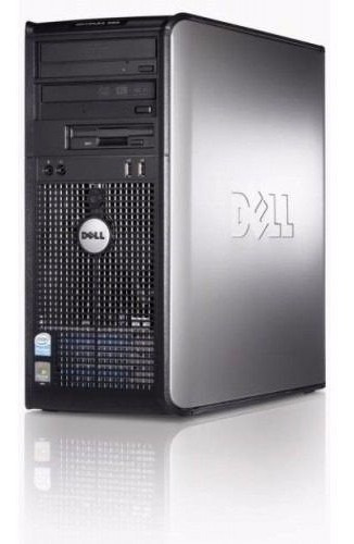 Lote 2 Torre Dell Optiplex Core 2 Quad Mem 4gb Ddr3 Hd160gb