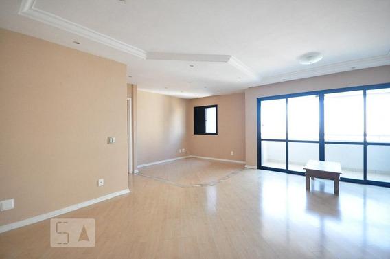 Apartamento Para Aluguel - Chácara Santo Antonio, 3 Quartos, 120 - 892805355