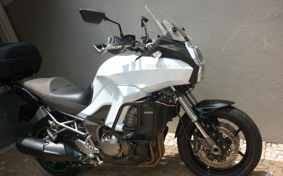 Kawasaki Versys 1000 Abs 2013 Branca Cod:.1011