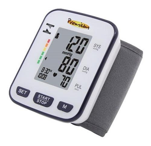 Medidor de pressão arterial digital de pulsoG-Tech BSP21
