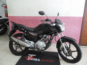 Honda Cg Fan 150 Esdi Flex 2014