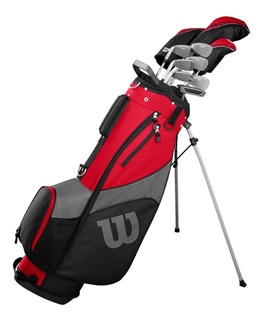 Kaddygolf Set Palos Golf Wilson Profile Xd Hombre Full Zurdo