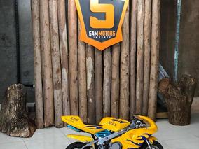 Sam Motors Mini Moto 49 Cc Ferinha 49cc
