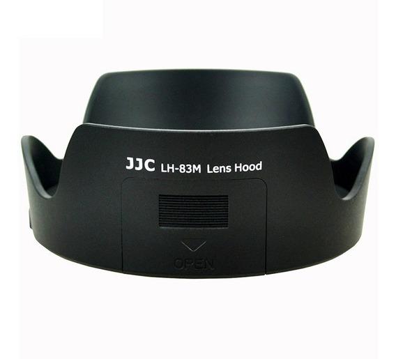 Parasol Jjc Lh-83m - Canon Ef 24-105mm Novo