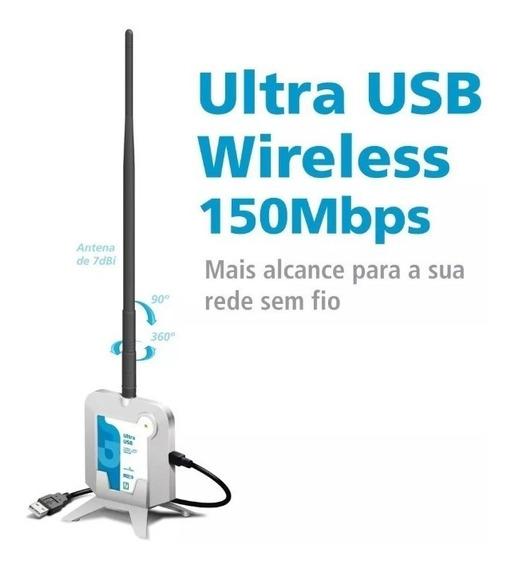 Antena Wifi Usb - Maior Alcance Para Sua Internet